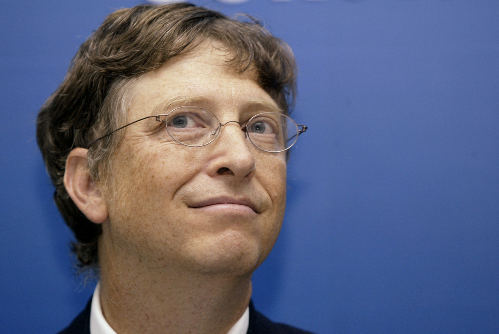 Prominent People in Philanthropy: Bill Gates
