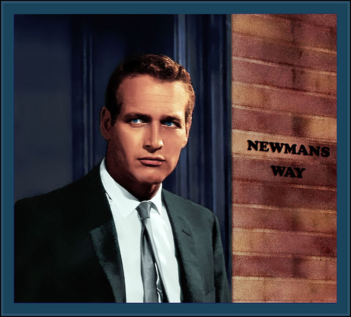 Paul Newman Did Things His Own Way