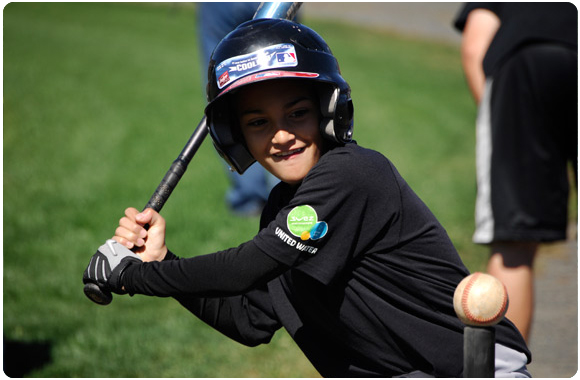 United Water and KKR Give Little League a Chance