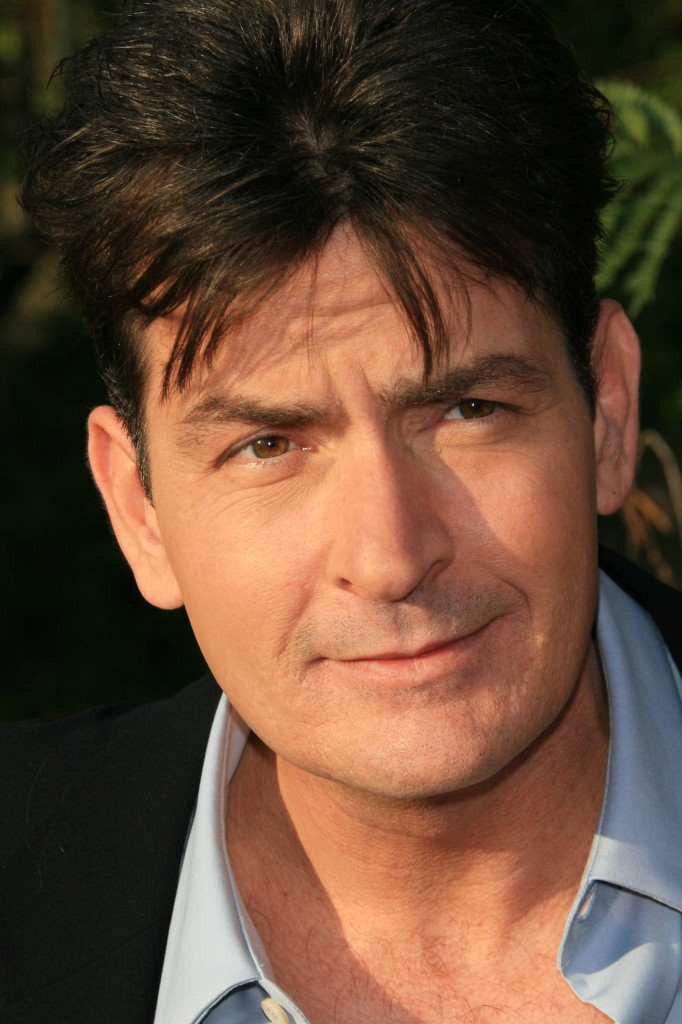 Charlie Sheen To Donate One Million Dollars