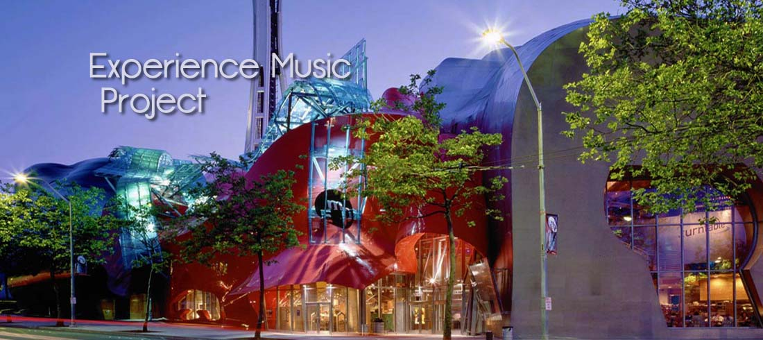 Paul Allen Rocks Out for Experience Music Project