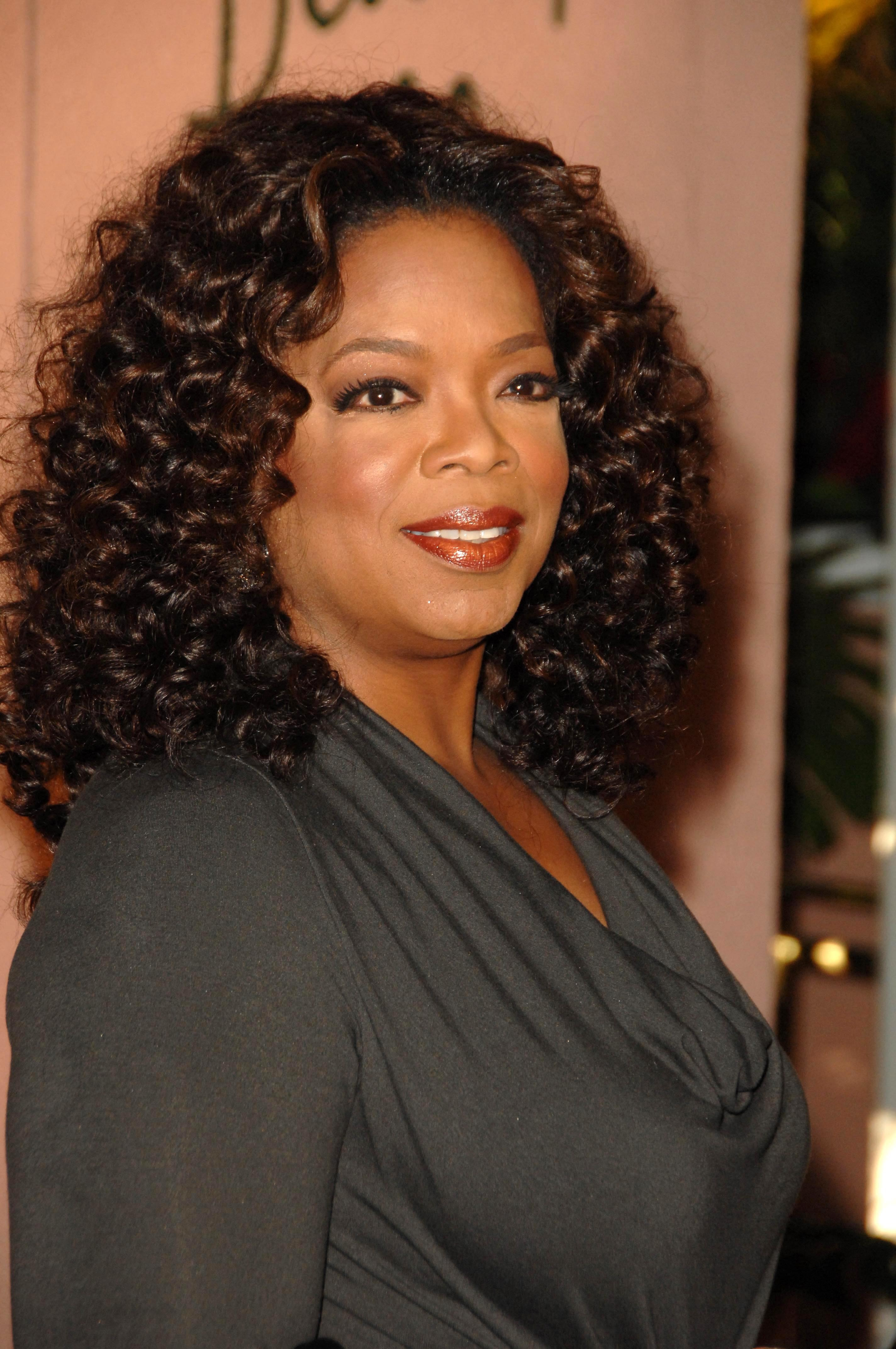 oprah research paper
