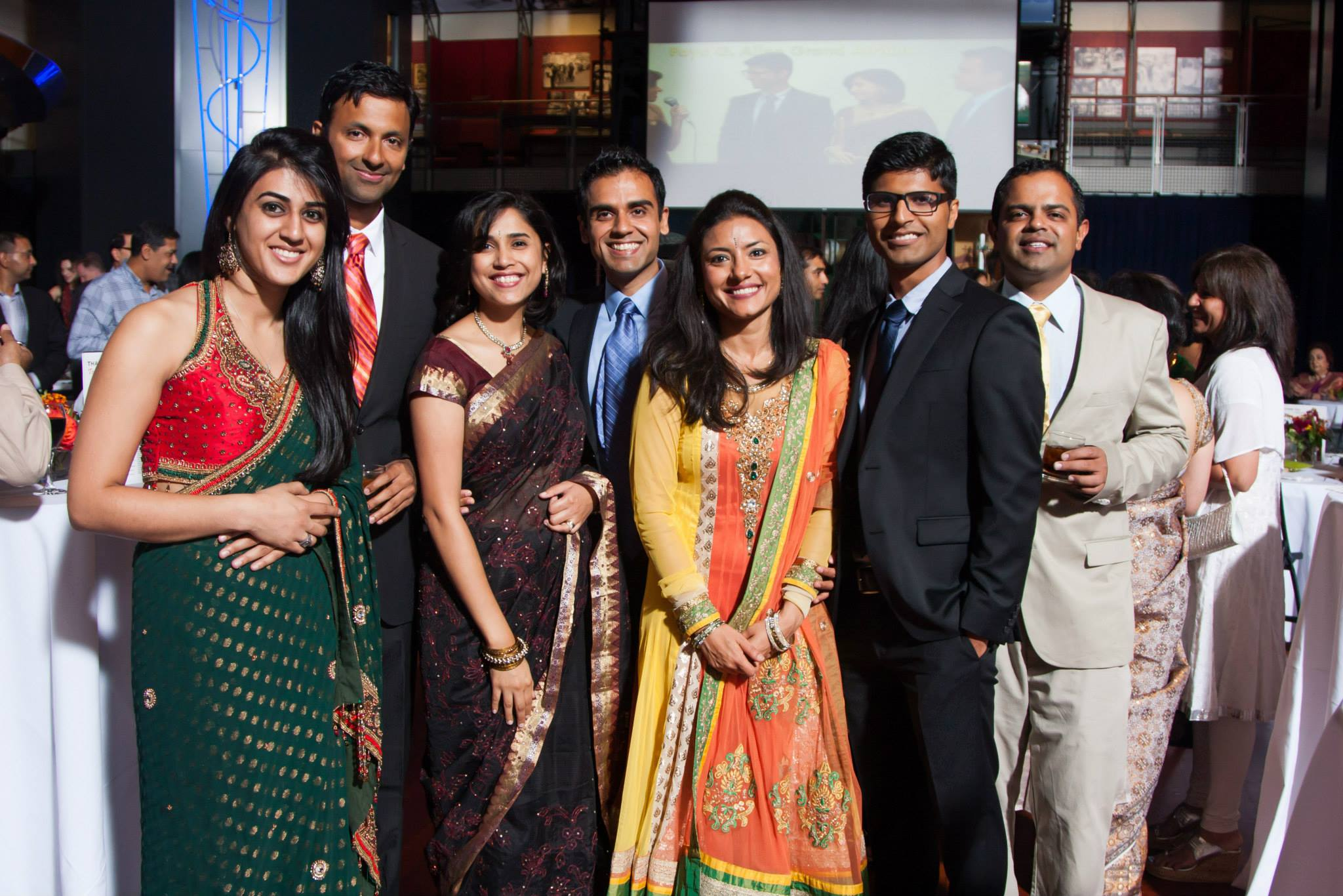 New Yorkers Celebrate The Possibilities For Education At the 2013 Pratham Gala