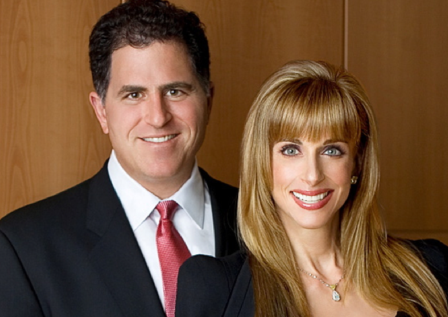 Michael and Susan Dell's Career of Giving