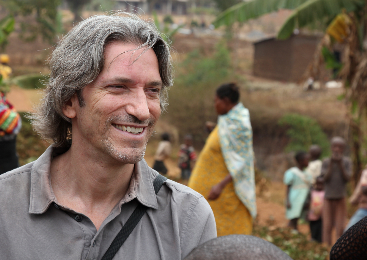 John Prendergast Fights For Human Rights in Africa