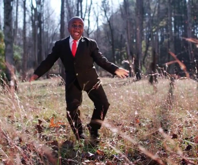 Kid President: He's Not In a Party, He Is a Party