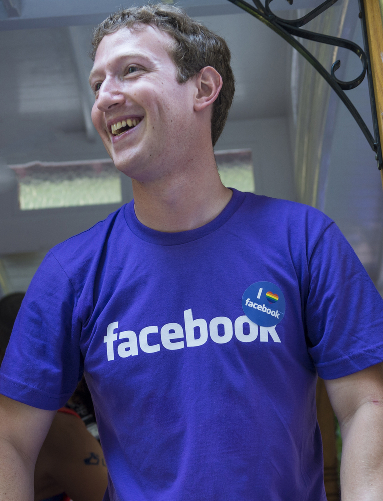 Mark Zuckerberg Made the Largest Donation of 2013