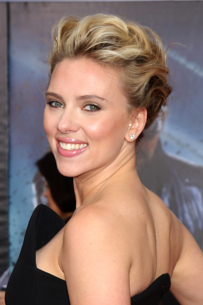 Scarlett Johansson Oxfam Conflict of Interests