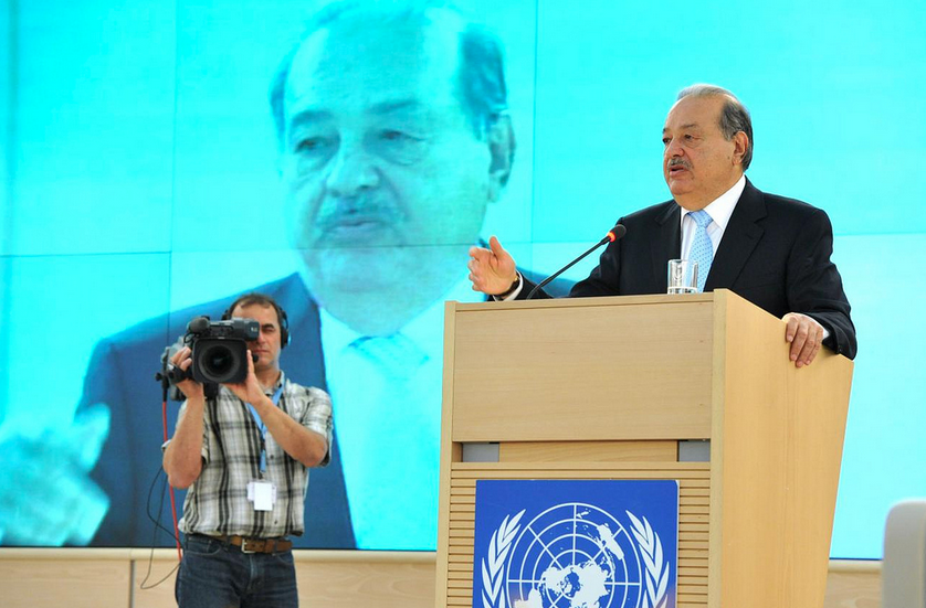 Philanthropic People: Carlos Slim