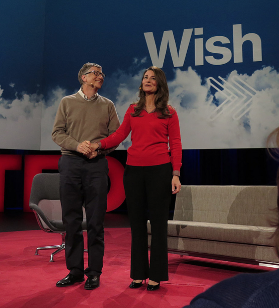 Bill and Melinda Gates Will Not Be Leaving Children Their Fortune