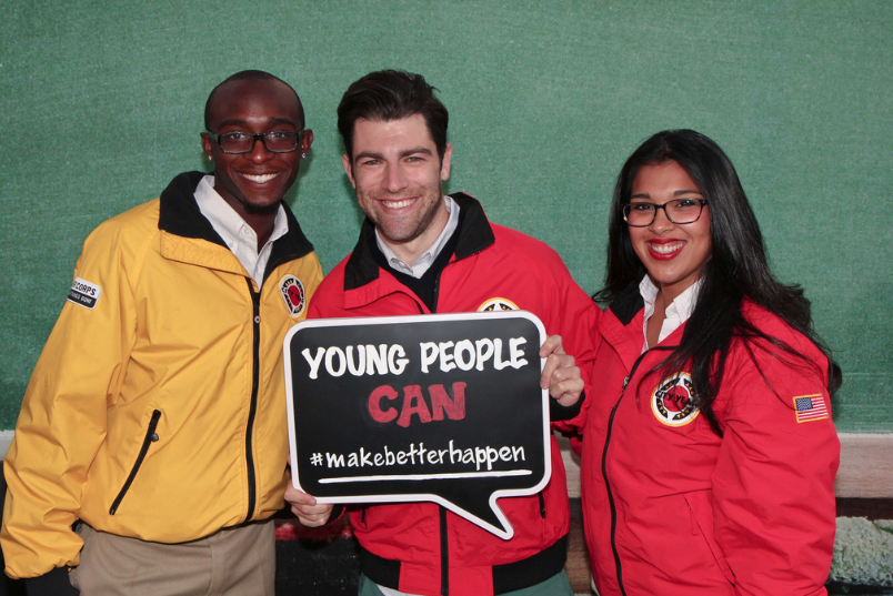 Celebrities Step Out for the City Year Spring Break: Destination Education Charity Event