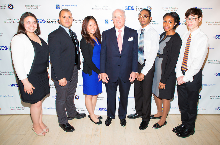 Millions Raised at the 2014 SEO Scholars Awards Dinner