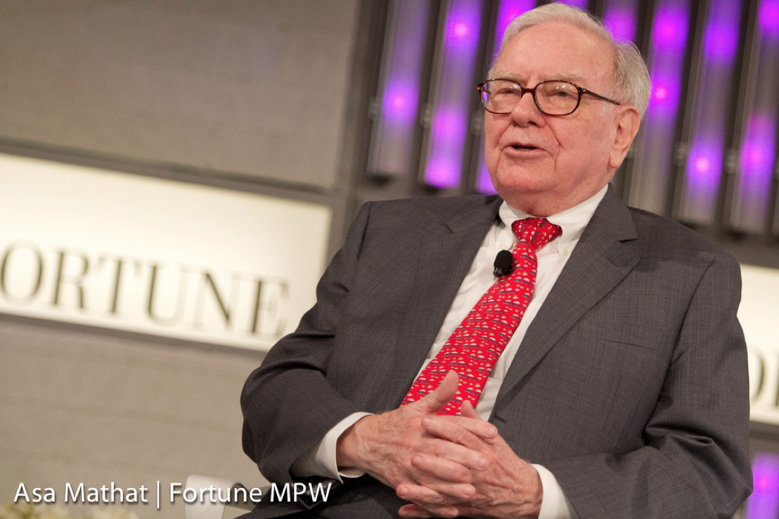 Philanthropic People: Warren Buffett