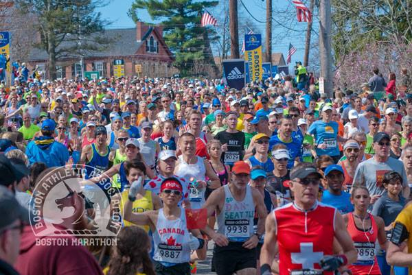 Boston Marathon Raised Record Amount for Charity