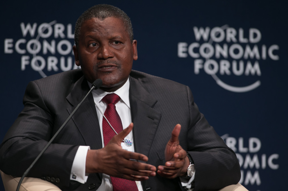 Africa's Richest Man Pledges Millions to Build Health Centers in Nigeria