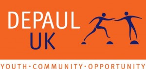 Depaul UK homeless charity