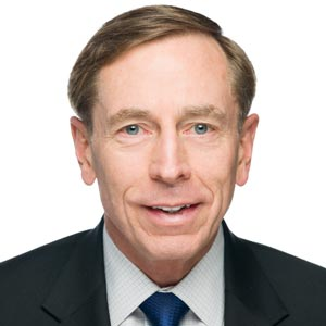 Philanthropic People: General David Petraeus