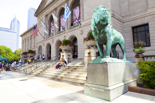 Art Institute of Chicago Gets Largest Gift Ever