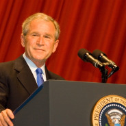 Former President Bush Paid $100,000 to Speak at Veterans' Charity