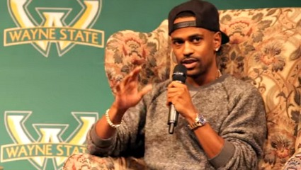 Big Sean Donates Money To Help Homeless College Students Pp