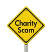 It's Easy to Avoid Scam Charities