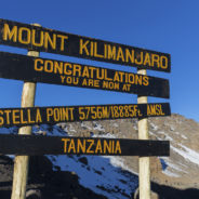 Boston University Students Climb Mount Kilimanjaro for Charity