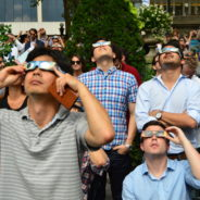 Astronomers Without Borders Recycling Eclipse Glasses