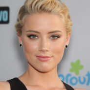 Amber Heard Honored for Generous Donation to Children's Hospital