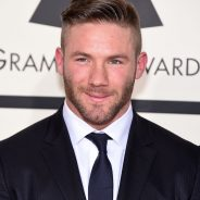 Julian Edelman Shaves Beard for Charity