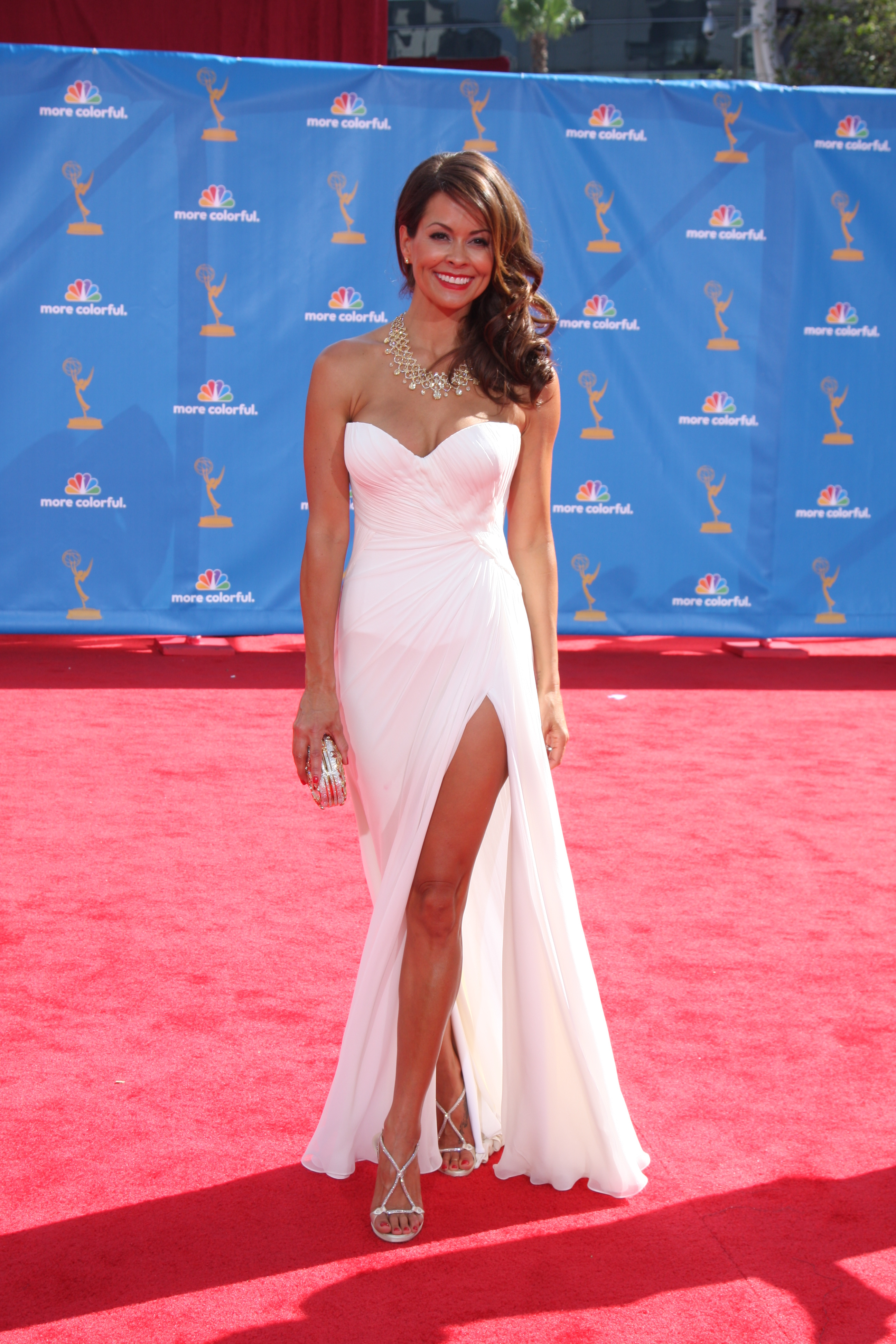 Prominent Profile in Philanthropy: Brooke Burke