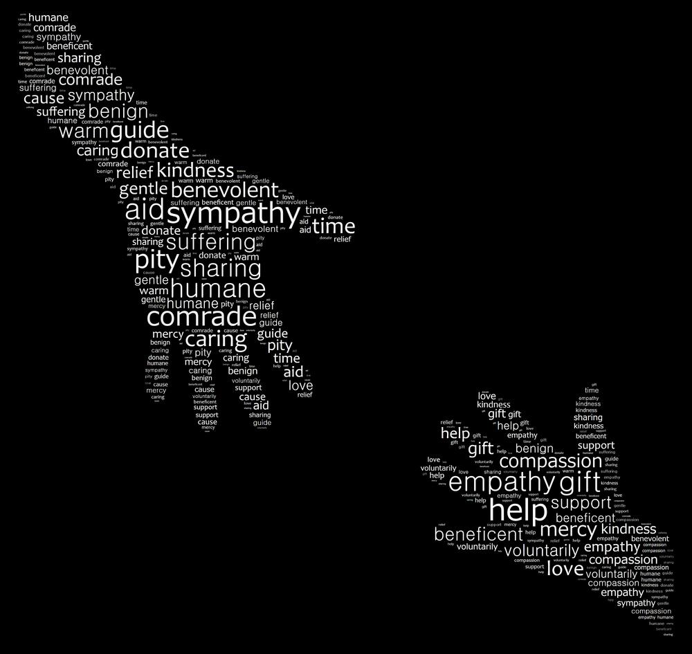 Philanthropic Jargon, Philanthropy Words