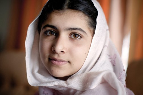 Malala Fund Receives First Donation