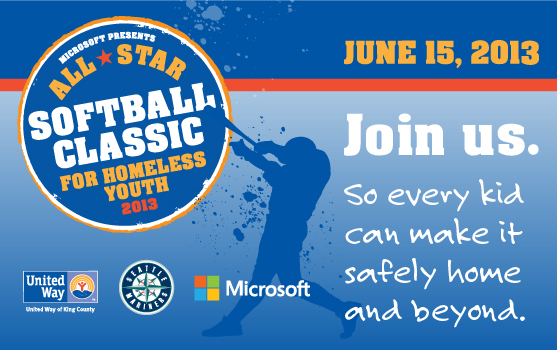 Play Ball for Homeless Youth