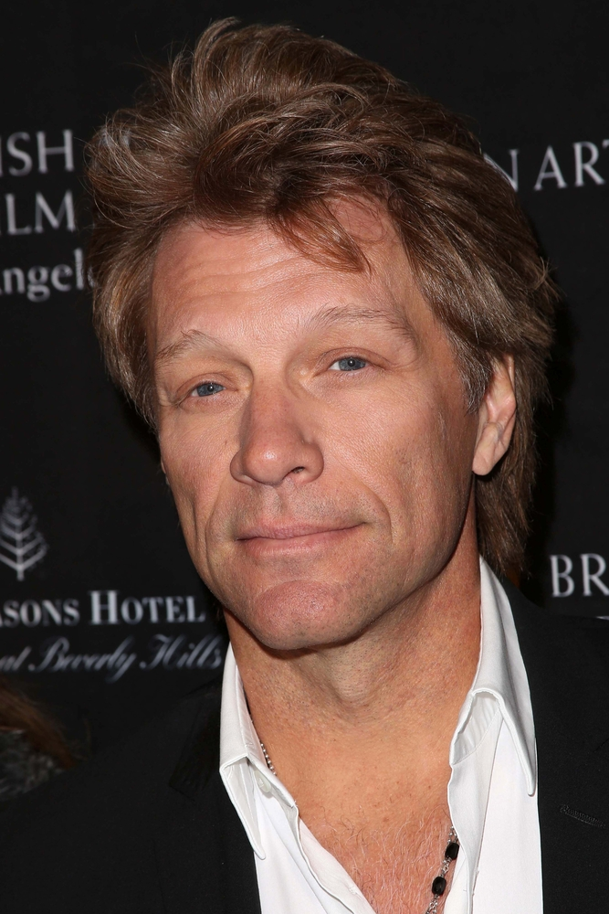 Bon Jovi Gives to Sandy Relief