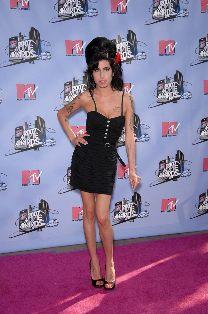 #Amys30 Event Supports Amy Winehouse Foundation