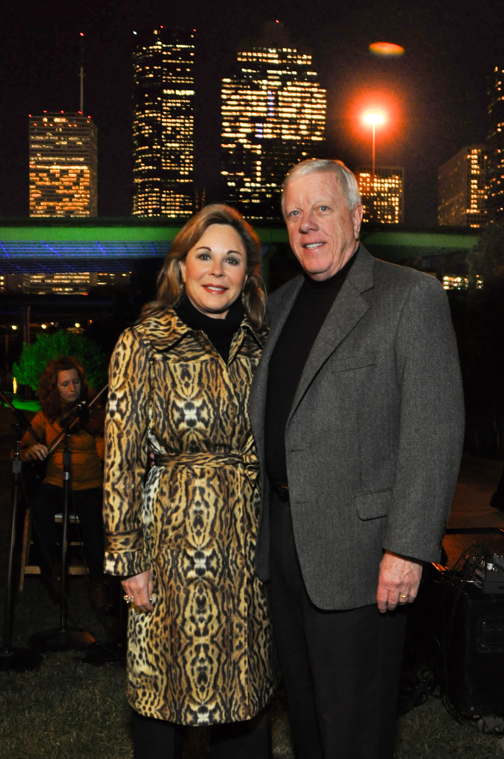 Philanthropic People: Rich and Nancy Kinder