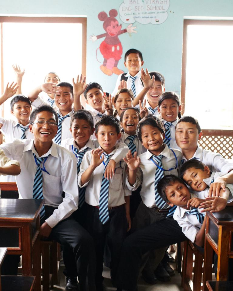 Kids of Kathmandu Invites You to 'The Dining Project'