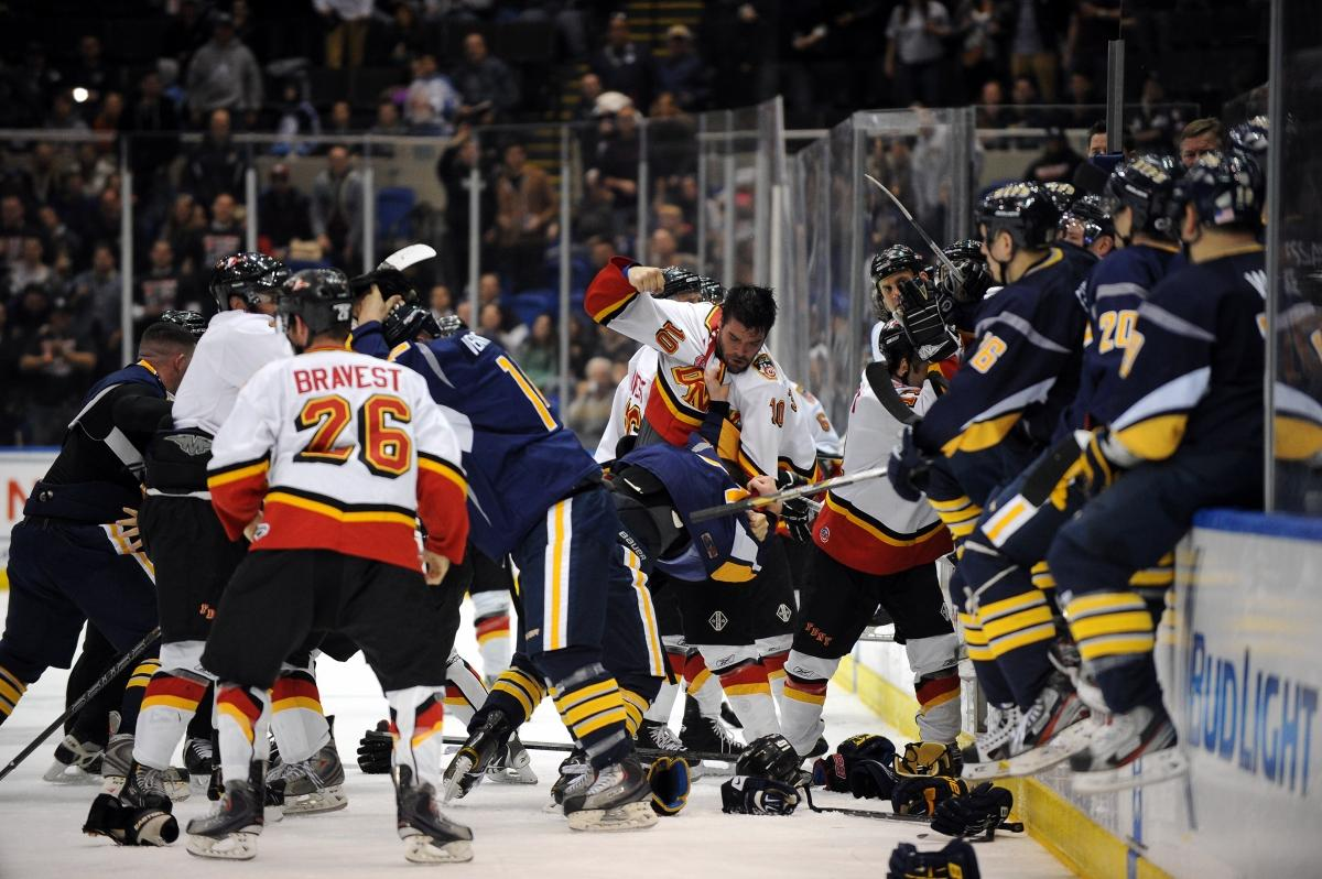 Charity Game in New York Leads to Fight Between Firefighters and Police