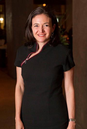 Sheryl Sandberg Joins the Giving Pledge