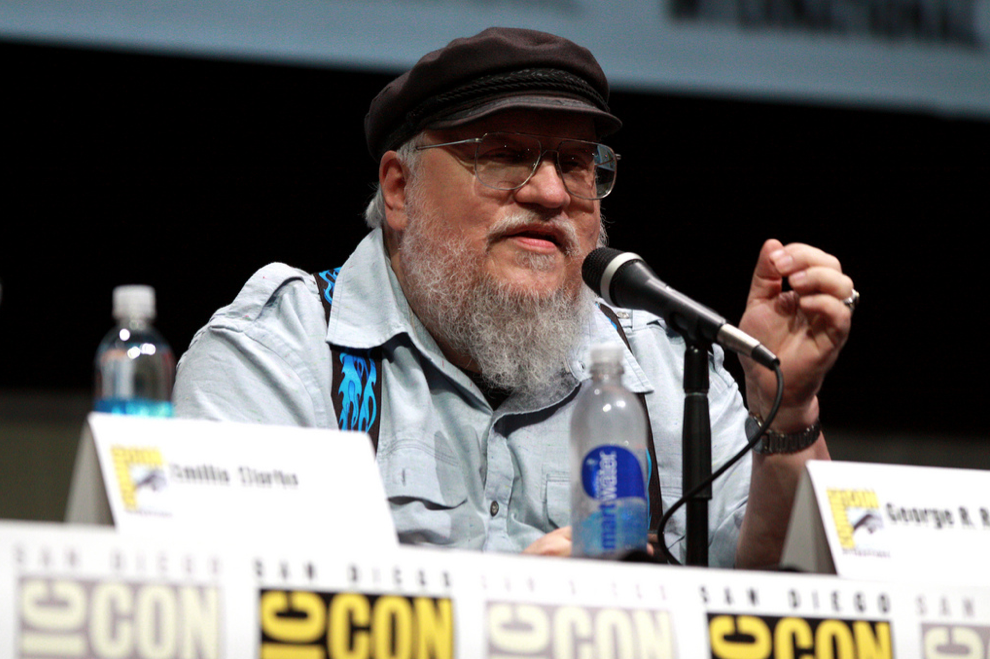 HBO Helping George R.R. Martin Raise Money for His Charities