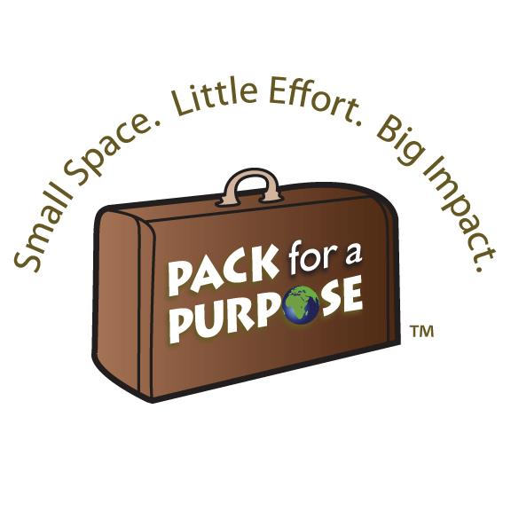 The Next Time You Travel, Pack for a Purpose