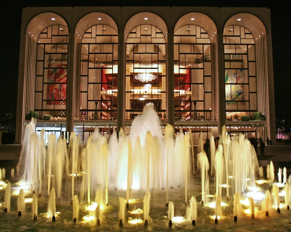 Lincoln Center Receives Significant Donation