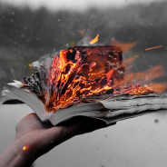 Russian College Burns Books Connected to Charity Group