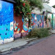 Street Art in San Francisco: Balmy Alley