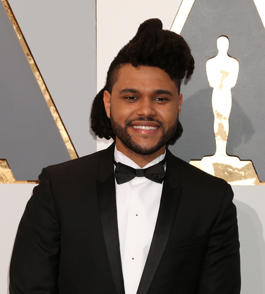 A photo of Abel Tesfaye, also known as The Weeknd.