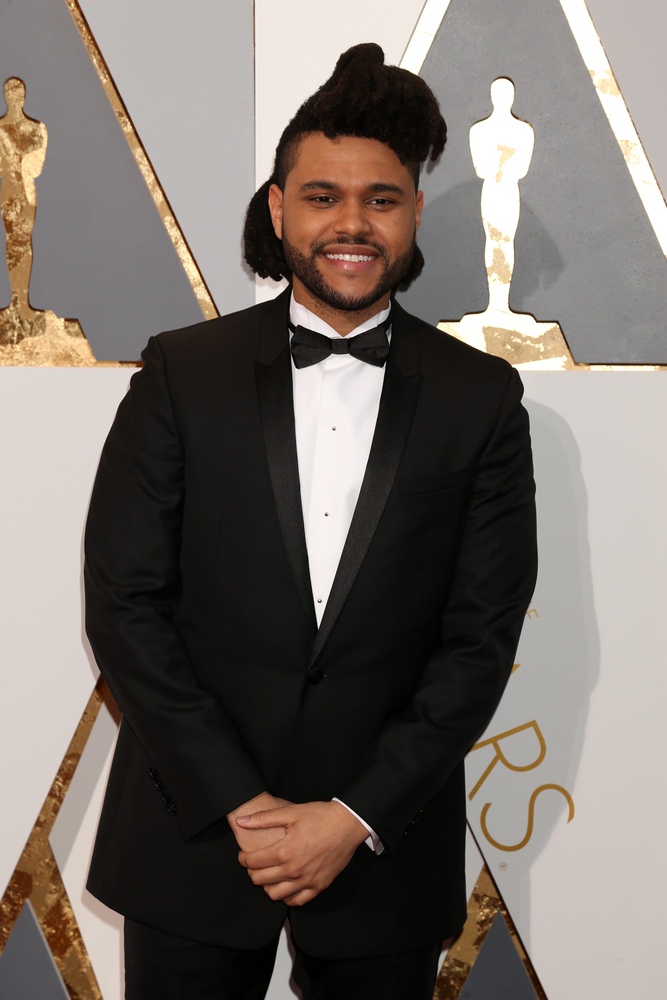 A photo of Abel Tesfaye AKA The Weeknd.