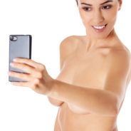 'Nelfie' Wants You to Take a Nude Selfie for Charity