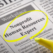 3 Tips for Getting a Job in the Nonprofit Sector