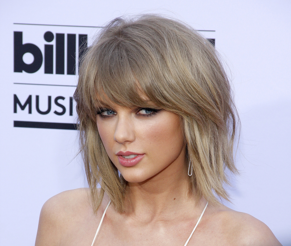 A picture of Taylor Swift.