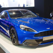 Daniel Craig Auctions Off His Aston Martin for Charity